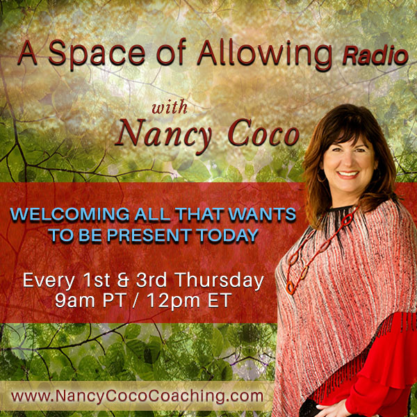 A Space of Allowing Radio with Nancy Coco