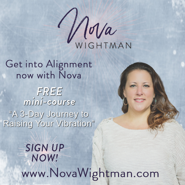 get into alignment with nova wightman - free mini-course