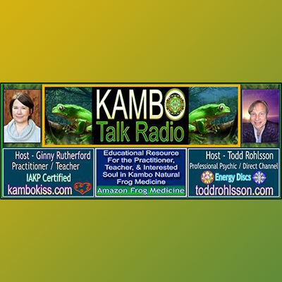 Kambo Talk Radio with Ginny Rutherford