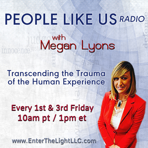 People Like Us Radio with Megan Lyons