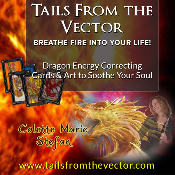 Tails From the Vector with Colette Marie Stefan